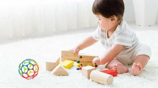 Pilih Mainan Anak Sesuai Usianya