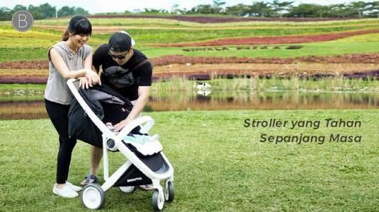 Stroller yang Tahan Sepanjang Masa