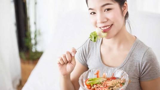 Bolehkah Tetap Vegetarian Selama Hamil?