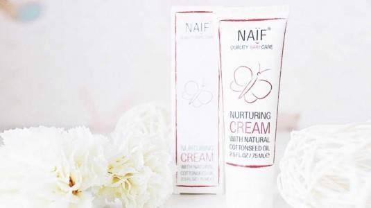 NAIF Nurturing Cream Review