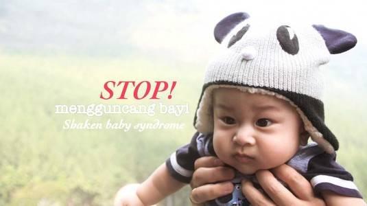 Bahaya Mengguncang Bayi