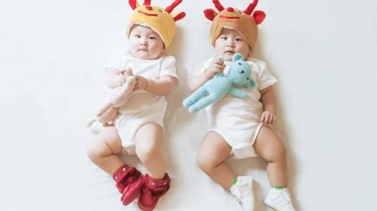 Mindset MengASIhi Anak Kembar