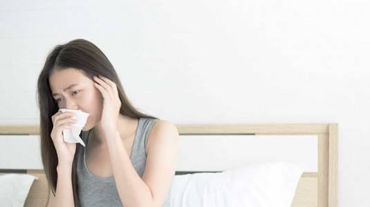 Gejala Flu saat Hamil 6 Bulan