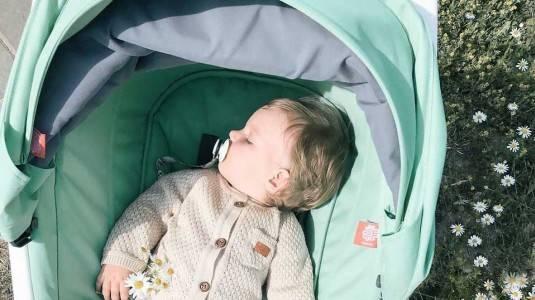 Tips Tidur Nyaman di Stroller