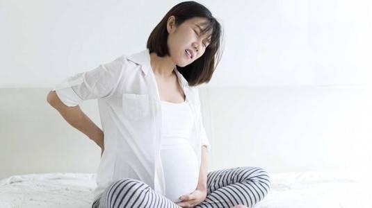 Sakit Pinggang Saat Hamil 8 Bulan