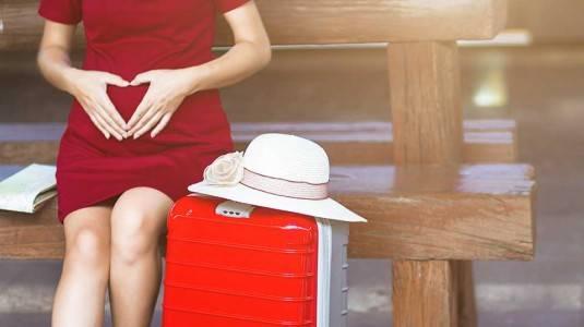 Tips Traveling Saat Hamil 8 Bulan