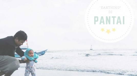 Earthing di Pantai, Apa Manfaatnya bagi Bayi?