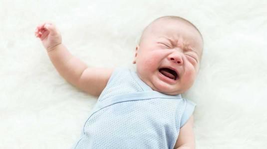 Waspada Gejala Bayi Membiru Saat Menangis