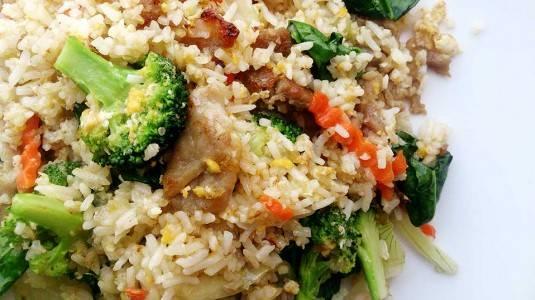 Nasi Goreng Veggie (14m+)