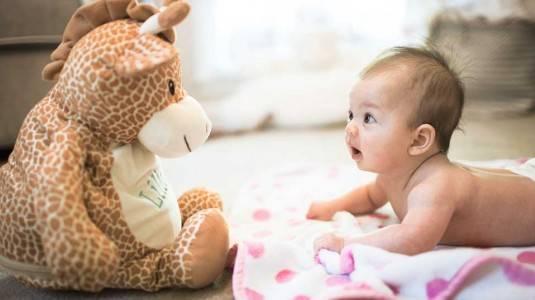Tahap Perkembangan Bayi Sebelum Merangkak
