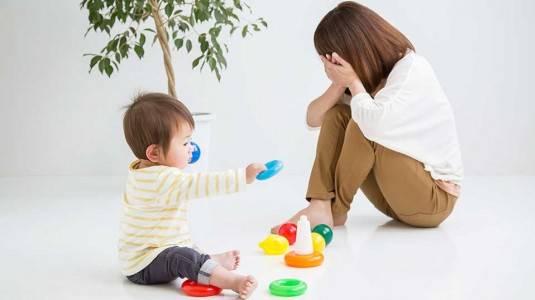 Anda New Mom? Sering Marah Pada Anak? Begini Cara Mengatasinya
