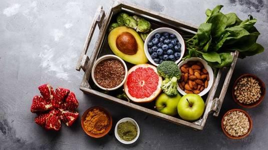 Kandungan Warna pada Buah dan Sayur