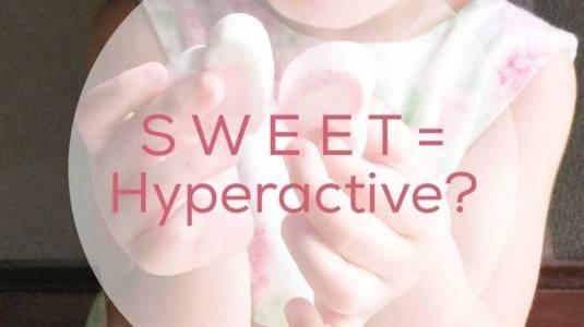 Anak Hiperaktif Karena Gula?