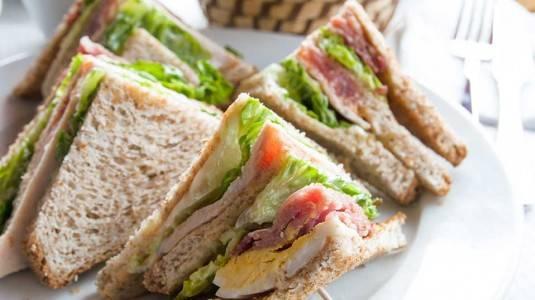 Sandwich Isi Rogout Daging