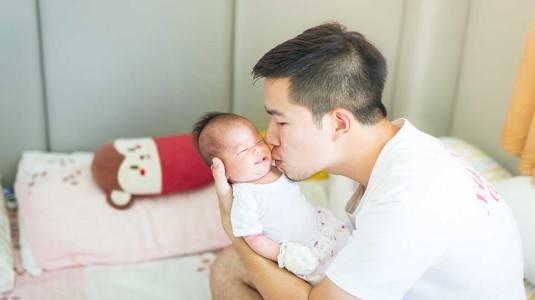 Tips Mempererat Bonding Ayah dan si Kecil