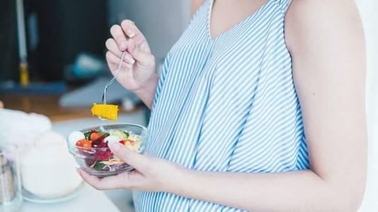 Tips Diet Sehat Trimester Ketiga
