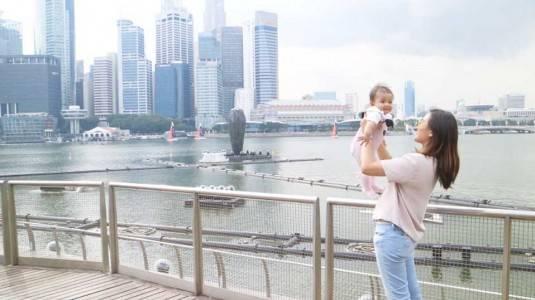 Tips Anti Rewel saat Traveling Bersama Bayi