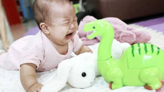 Waspada Overstimulasi Bayi!