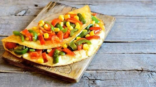 Resep Vegetarian untuk Kehamilan