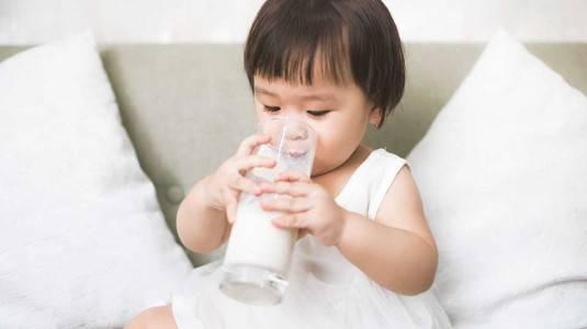 Mengapa Anak Tidak Boleh kenyang Hanya dengan Minum Susu?