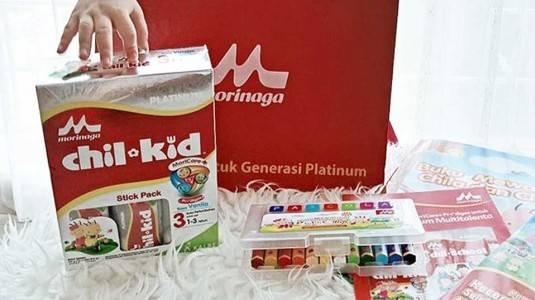 Review Morinaga Platinum Stick Pack
