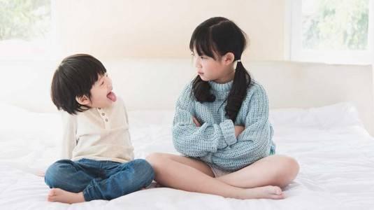 Apa Tips Agar Kakak Tidak Cemburu dengan Adiknya?