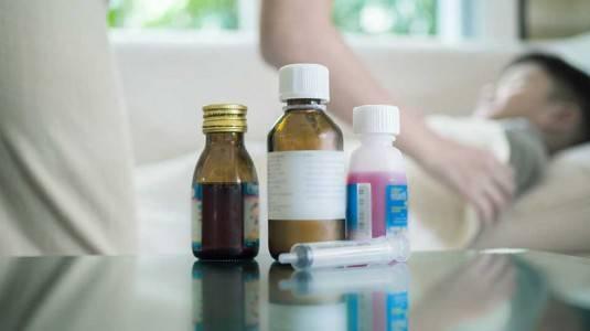 Persediaan Obat untuk si Kecil