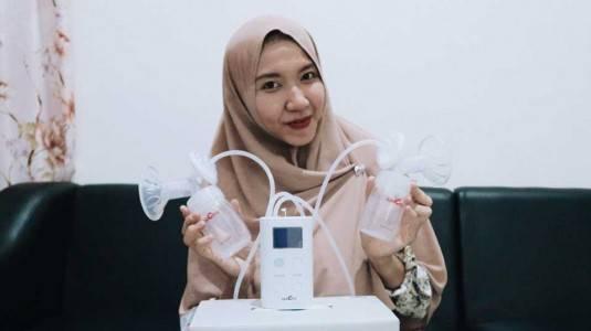 Tips Pumping Menyenangkan ala Mom Reza
