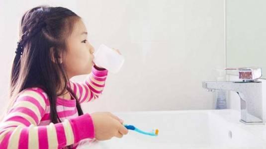 Gigi Susu dan Cara Merawatnya