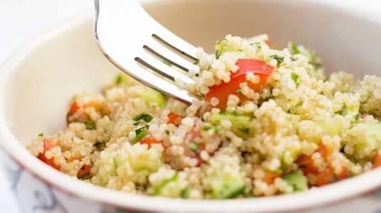 Quinoa: Pengganti Nasi untuk si Kecil