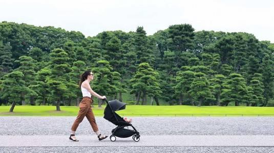 Review Stuffskin Stroller by Mom Fransiska Fortunata