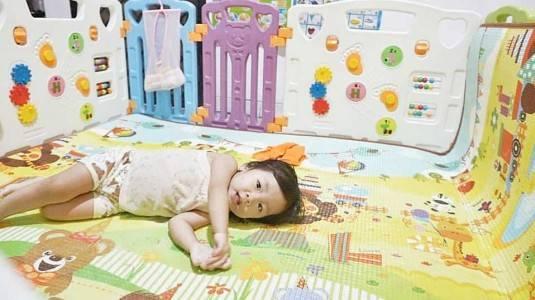 Manfaat Fence & Playmat bagi Moms yang Super Sibuk