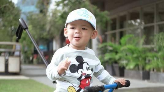 Micro Trike: Solusi saat Anak Bosan di Stroller