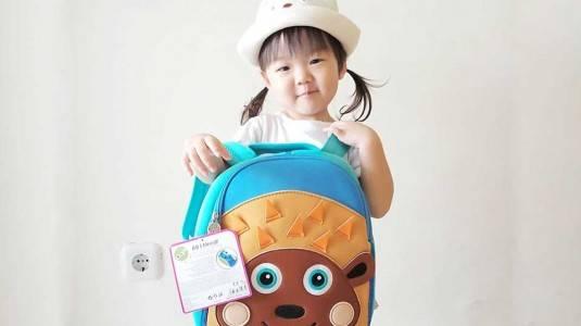 Oops: Tas Lucu dan Nyaman untuk Anak Sekolah