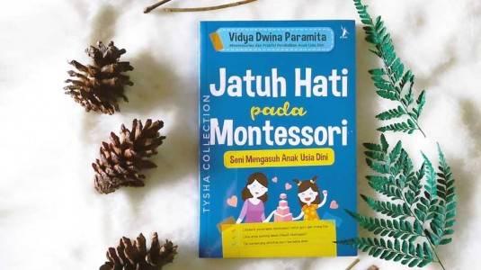 Review Buku Jatuh Hati pada Montessori - Vidya Dwina Paramita