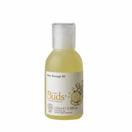 Cherished Organics - Baby Massage Oil 100ml