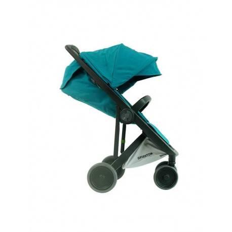 Toddler Edition (6+month seat) Black Frame Grey Basket