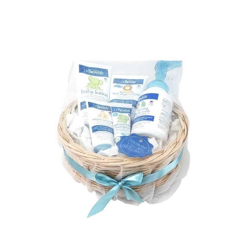 Baby Gift Packages Australia : Babyologist gift set baby skincare package hamper
