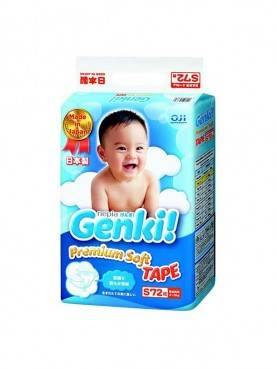 S72 Genki Premium Soft Tape