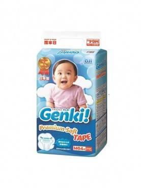 M64 Genki Premium Soft Tape