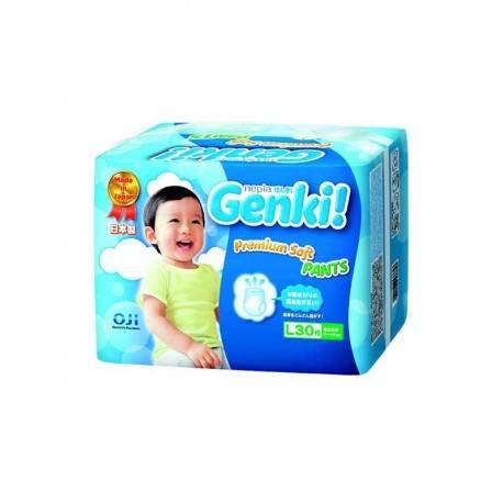 L30 Genki Premium Soft Pants