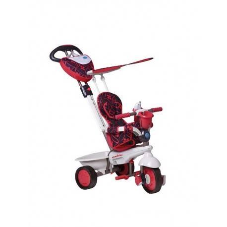Smart Trike Glow Red