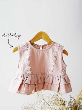 Stella Top Pink