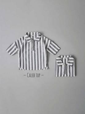 Caleb Top Stripes