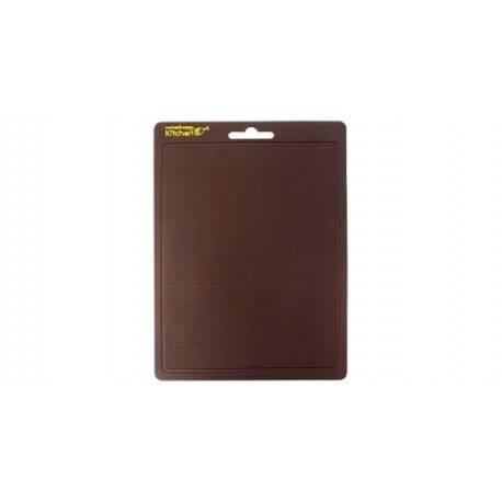 Silicone Cutting Board Brown