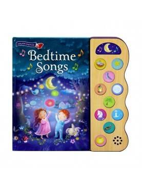 Bedtime Songs Sounds Book
