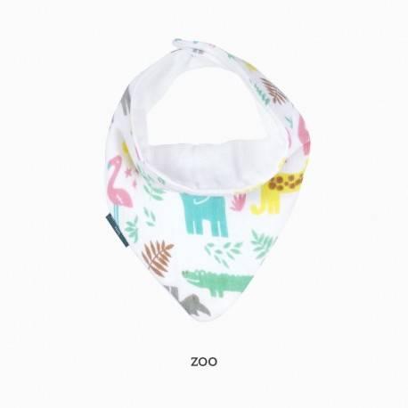 Zoo Bandana Bib