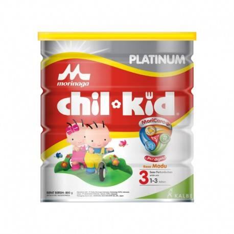Chil Kid Platinum Moricare Honey 800gr