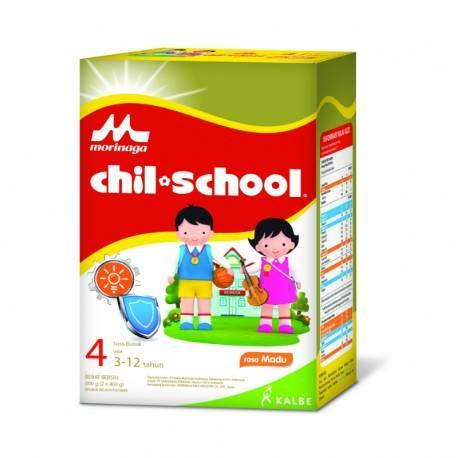 Chil School Gold Honey 2x400gr