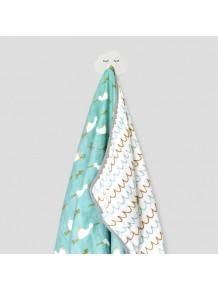 Dreamy Stork Snuggly Blanket - Tosca (Motif Random)